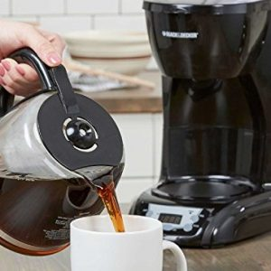 BLACK DECKER DLX1050B Coffee Maker