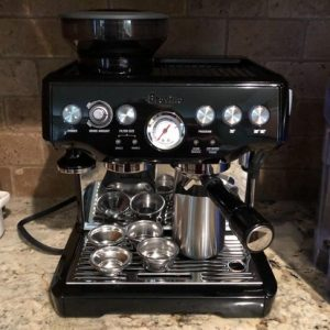 Breville BES870BSXL The Barista Express Coffee