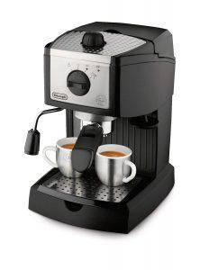 De'Longhi EC155 15 BAR Pump Espresso Machine and Cappuccino Maker