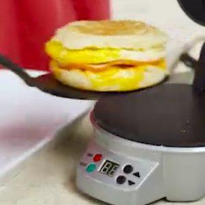 Hamilton Beach Breakfast Sandwich 25475A Maker