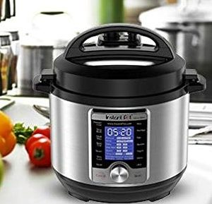Instant Pot Ultra 3 Qt 10-in-1 Multi Use Pressure Cooker
