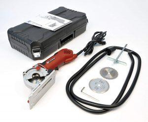 Rotorazer Platinum Compact Circular Saw Set -Extra Powerful-Deeper Cuts