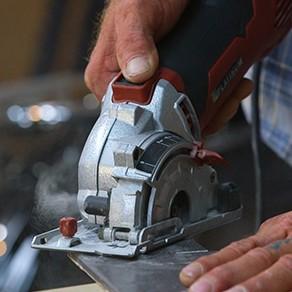 Rotorazer Platinum Compact Circular Saw Set